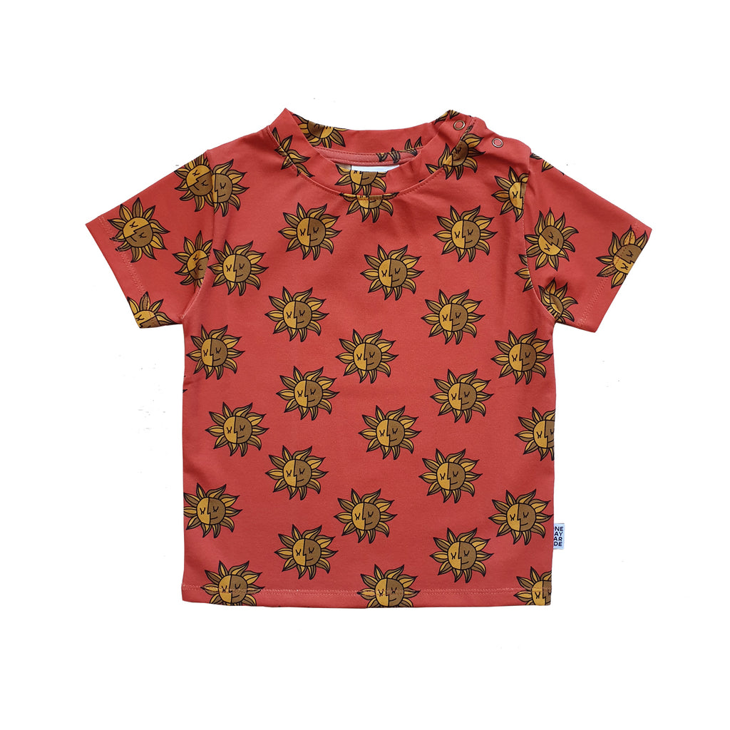 Little Sun AOP T-Shirt - Petite Belle