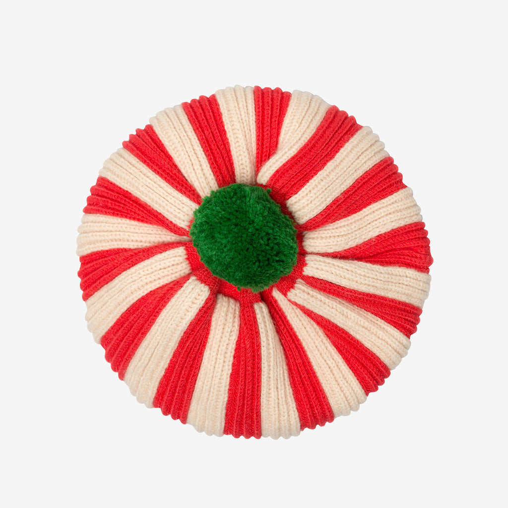 Stripes Beret by Nadadelazos - Petite Belle