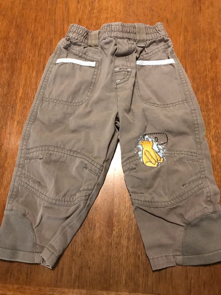 Winnie the Pooh Cargo Pant