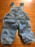 Size: 3 months - Warm, Lined Cotton Baby Overalls from Baby B'Gosh