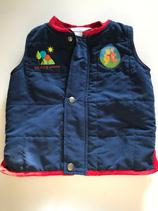 Winnie the Pooh and Tigger 100 Acre Wood Puffy Vest