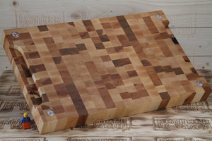 "Route 66 18""7/8 * 12"" * 1""7/8 cutting board custom Cutting Boards by Broinwood."