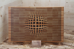 "3D 18""1/2 * 12"" * 1""7/8 cutting board custom Cutting Boards by Broinwood."