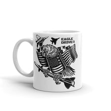 Load image into Gallery viewer, Eagle Driver Mug