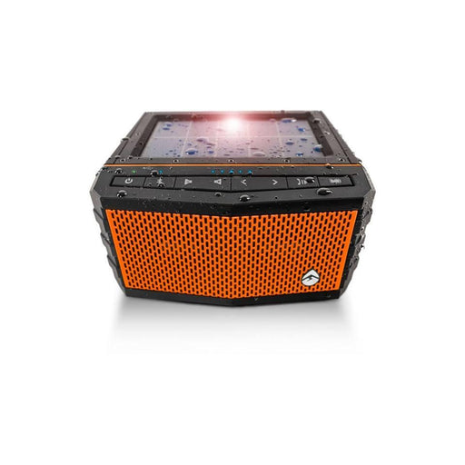 ECOXGEAR - Sol Jam HD Solar Waterproof speaker Entertainment ECOXGEAR- The Cabin Depot Off-Grid Off Grid Living Solutions Cabin Cottage Camp Solar Panel Water Heater Hunting Fishing Boats RVs Outdoors