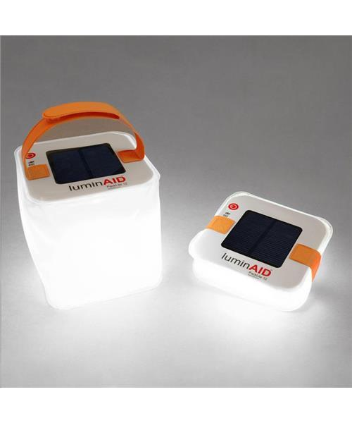 LuminAid Solar Lantern Packlight 12  The Cabin Depot- The Cabin Depot Off-Grid Off Grid Living Solutions Cabin Cottage Camp Solar Panel Water Heater Hunting Fishing Boats RVs Outdoors