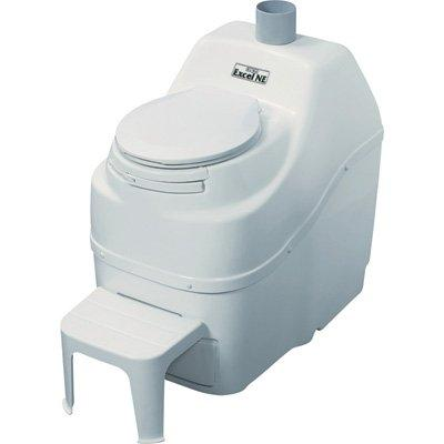 Sun-Mar composting toilet USA by The Cabin Depot