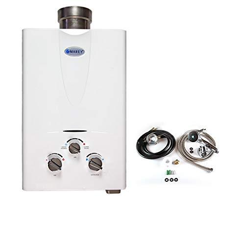 Marey 5L Tankless Water Heater Bundle