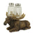 Resting Moose Salt & Pepper Shaker Leisure Wildlife Creations- The Cabin Depot Off-Grid Off Grid Living Solutions Cabin Cottage Camp Solar Panel Water Heater Hunting Fishing Boats RVs Outdoors