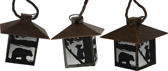 Lantern Light Set Leisure Rivers Edge- The Cabin Depot Off-Grid Off Grid Living Solutions Cabin Cottage Camp Solar Panel Water Heater Hunting Fishing Boats RVs Outdoors