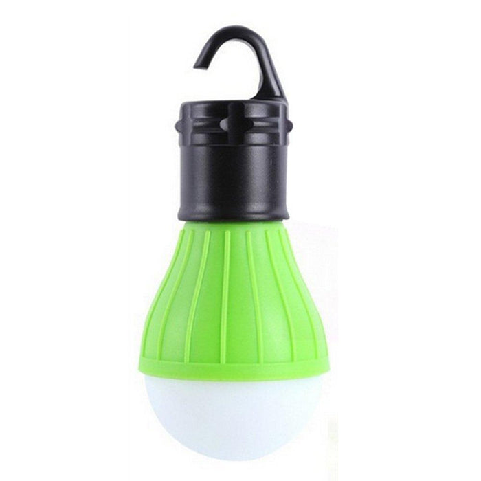 Waterproof Outdoor Hanging LED Tent Bulb  The Cabin Depot- The Cabin Depot Off-Grid Off Grid Living Solutions Cabin Cottage Camp Solar Panel Water Heater Hunting Fishing Boats RVs Outdoors