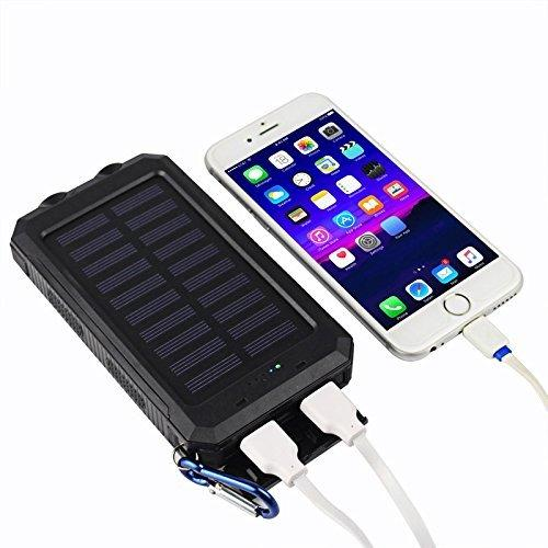 Solar 30,000 mAh Power Bank