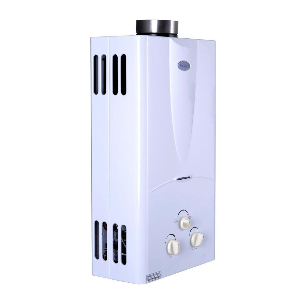 Marey Tankless Water Heater 3.1 GPM (10L) Propane Gas (LPG) on electric hot water wiring diagrams, electric tankless water heater specifications, hot water heater wiring diagrams, rv water heater wiring diagrams, rheem wiring diagrams, electric tankless water heater installation,