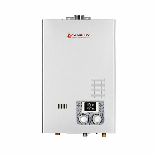 Camplux 10L High Capacity Indoor Tankless Water Heater