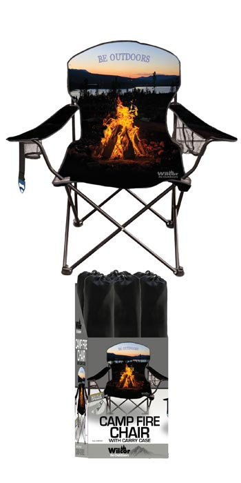 CAMP FIRE ARM CHAIR ADULT