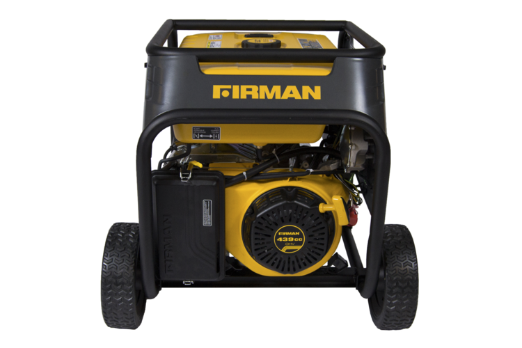 Firman Generator H08053 Hybrid Series DUAL FUEL (Propane or Gas) 8000 Watt Generator Firman- The Cabin Depot Off-Grid Off Grid Living Solutions Cabin Cottage Camp Solar Panel Water Heater Hunting Fishing Boats RVs Outdoors