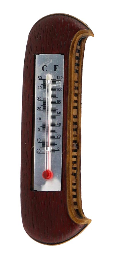 CANOE MAGNET THERMOMETER