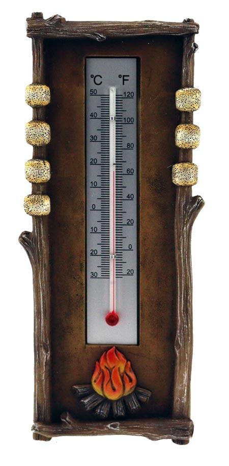 CAMPFIRE THERMOMETER