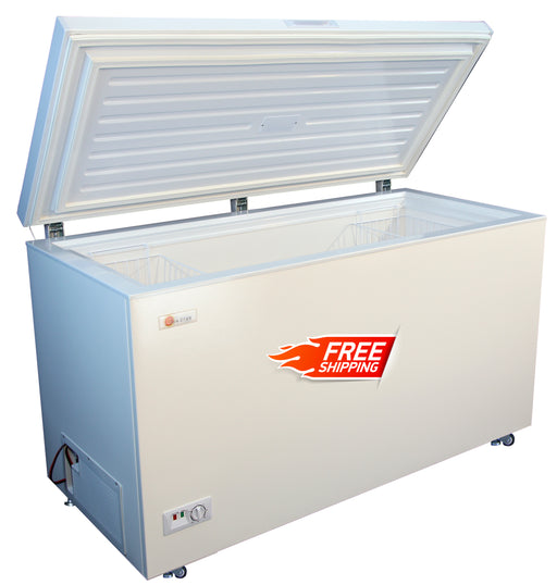 SunStar Solar / DC Chest Freezer 15CU ST-15CF *FREE SHIPPING*