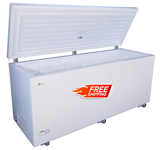 SunStar Solar / DC Chest Freezer 21CU ST-21CF *FREE SHIPPING*