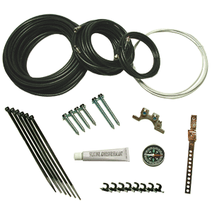 GEOSAT Pro Antenna or Satellite Installation Kits