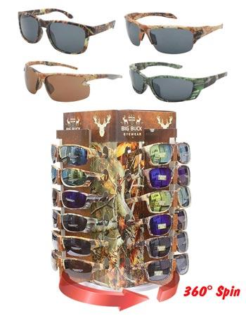 SUNGLASS SPORT CAMO MIX