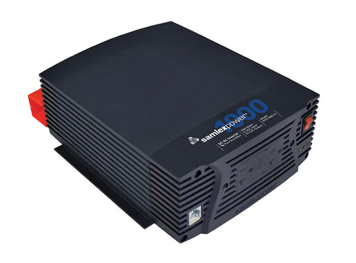 Samlex NTX-1000-12 Pure Sine Wave 1000 Watt Inverter with Remote