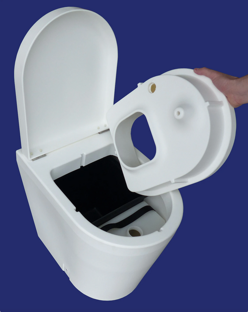 Sun-Mar GTG Toilet USA by The Cabin Depot