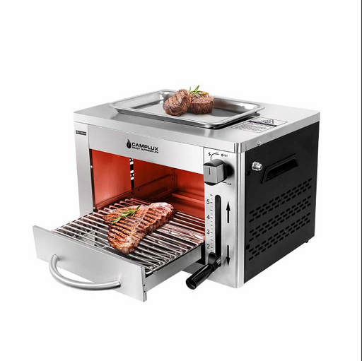 Camplux Portable Propane Infrared Grill