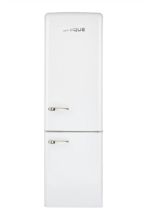 *NEW* Unique 10 cu/ft 12/24V DC Retro Solar Powered Fridge with Freezer