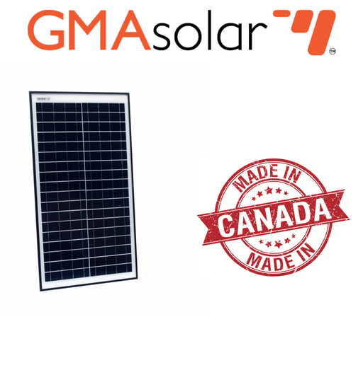 100 Watt Mono GMA Solar Panel — The Cabin Depot