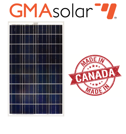 150 Watt Poly GMA Solar Panel