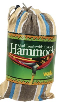 Hammock Cool Comfort Double Size Assorted