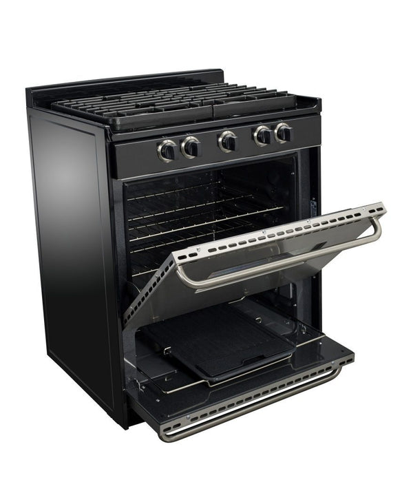 "UNIQUE 30"" Signature Gas Range - Stainless"