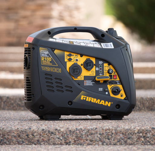 Firman Generator W01784 Whisper Series 2100/1700 Watt