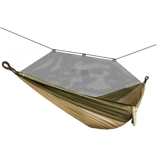 Bliss Pocket Hammock with Mosquito net Leisure Bliss- The Cabin Depot Off-Grid Off Grid Living Solutions Cabin Cottage Camp Solar Panel Water Heater Hunting Fishing Boats RVs Outdoors
