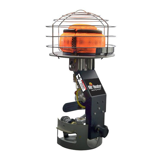 Mr. Heater 540 Degree Tank Top Heater Heating Mr Heater- The Cabin Depot Off-Grid Off Grid Living Solutions Cabin Cottage Camp Solar Panel Water Heater Hunting Fishing Boats RVs Outdoors