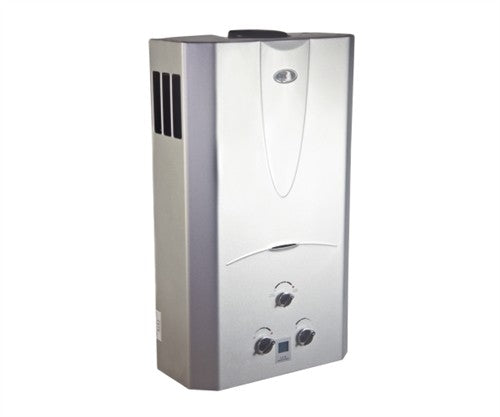 Marey 16L Natural Gas Digital Panel Tankless Water Heater