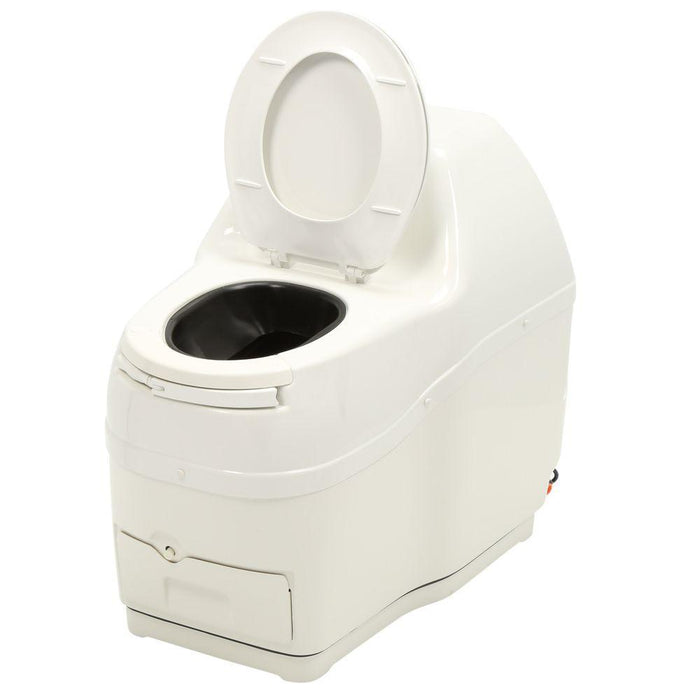 Sun-Mar compact toilet USA by The Cabin Depot