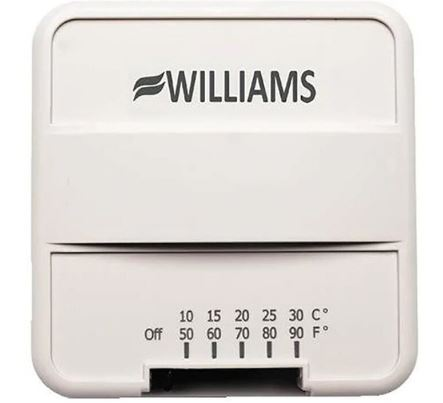 Williams Heater Wall Thermostat