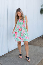 Load image into Gallery viewer, Mint To Be Swing Dress