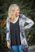 Load image into Gallery viewer, Faded To Perfection Kimono Cardigan