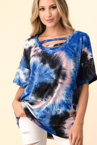 Elektra Short Sleeve Top