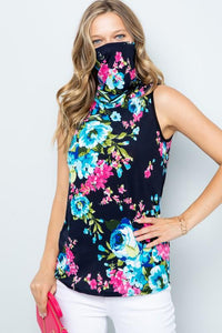 Everyday Essentials Tank in Floral
