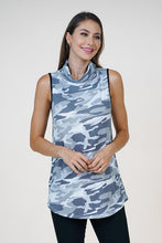 Load image into Gallery viewer, Essential Tank in Grey Camo