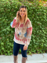 Load image into Gallery viewer, Autumn Vibes Long Sleeve Top