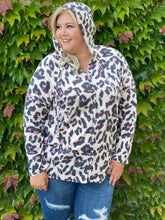 Load image into Gallery viewer, THE Pink Leopard Hoodie