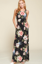 Load image into Gallery viewer, Floral Paradise Maxi Dress