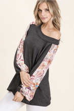 Load image into Gallery viewer, Paradise Dreaming Waffle Knit Top