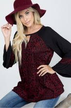 Load image into Gallery viewer, Holiday Wine Long Sleeve